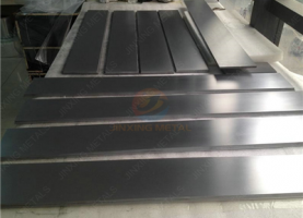 Pure Titanium Plate Ti Gr1 Grade 1 Gr2 Grade 2 TA1 TA2 hot and cold rolled sheet ASTM B265 price for titanium plate / sheet
