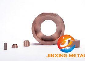 Tungsten Copper EDM and ECM