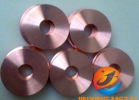 Copper Tungsten PCD welding