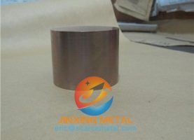 Molybdenum copper composite material