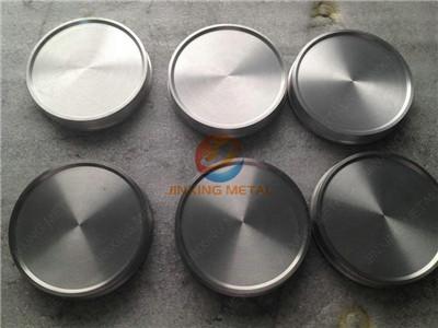 Professional Manufacturer 99.95% tungsten Oxide Sputtering Target/Round Shape Target