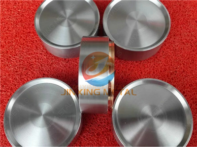 99.99% High Purity Tantalum sputtering target used in semiconductor