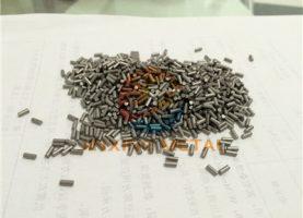 Niobium evaporation material