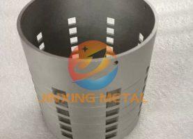 Niobium machined part
