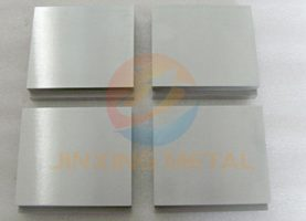 Fine Grain Niobium Sheet