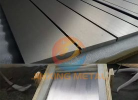 Niobium plate/sheet