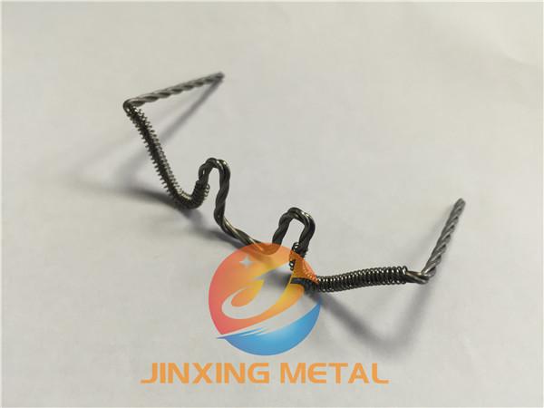 Stranded-tungsten-wire