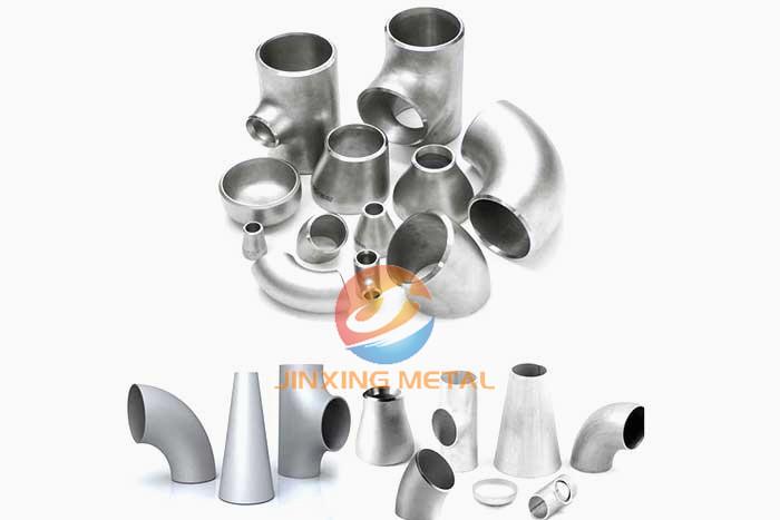 Titanium pipe fittings matmetals