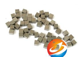 Tungsten Alloy Cube for Clock