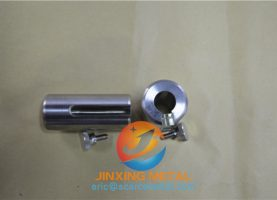 Tungsten Alloy Vial Shield