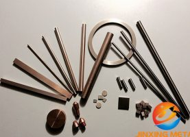 Tungsten Copper alloy metal