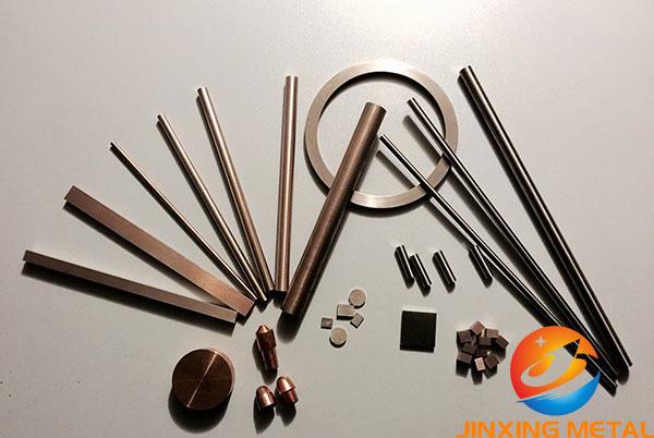 Tungsten-copper-alloy