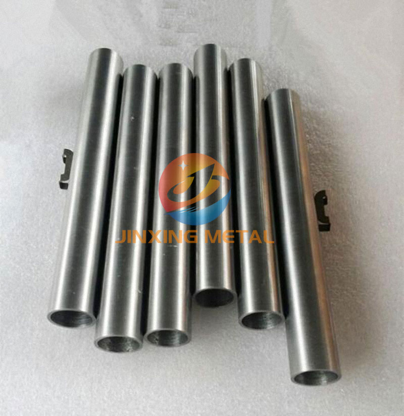 manufacturer offers high quality ASTM B338 Grade 5 Titanium Tube/Pipe For Industry