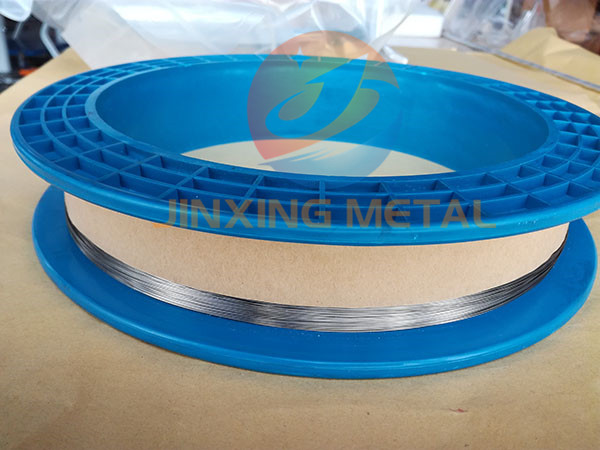 top quality tungsten wolfram wire filament vacuum coating wire price per KG