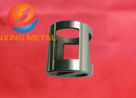 Cobalt Tungsten Chromium Alloy Valve basket for API Valve Balls and Valve Seats