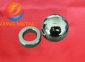 API Standard Cobalt Chromium Tungsten Alloy Valve Seats For Oil Well Pump Valve Corrosion Resistance