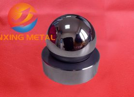 API Standard Cobalt Chrome Alloy Ball Valve Seats For Oil Well Pump