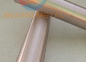 Tungsten Copper Bar