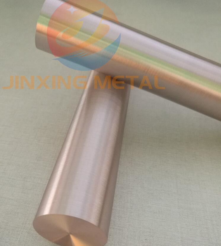 excellent quality tungsten copper alloy and copper tungsten tube made for rod/plate/sheet/block shape
