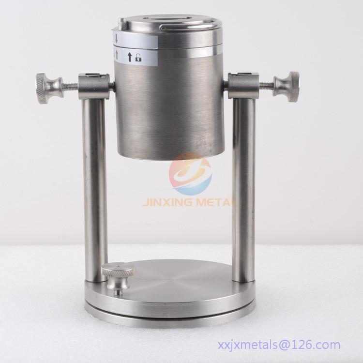 Tungsten Shielding Turning Pot
