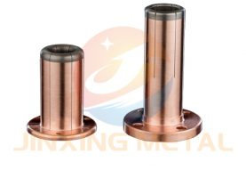 High Quality Tungsten Copper Nut Electrode Matmetals