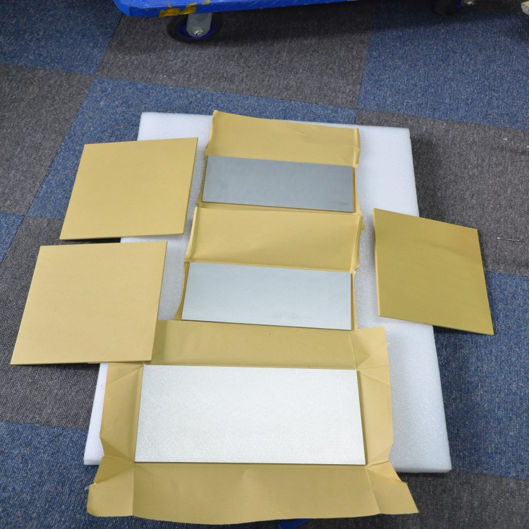 Tungsten Plate Delivery To Germany